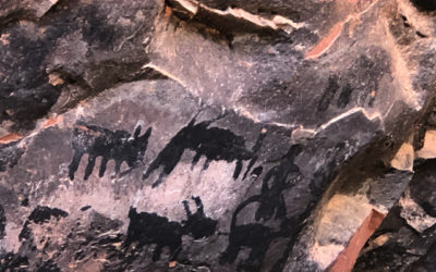 Written in stones a desert adventure