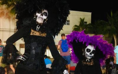 Dia de Los Muertos or The Day of the Dead